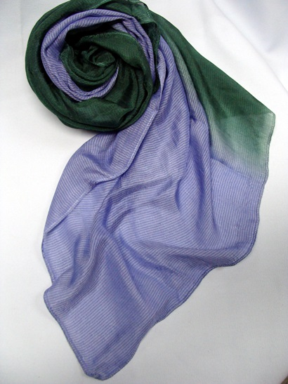 SN40-1 100Silk Blue Green